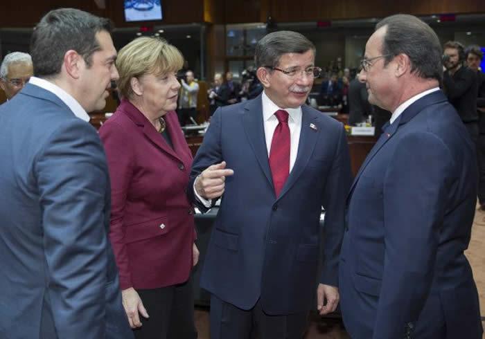 Angela Merkel zweifelt erstmals am Fortbestand der EU