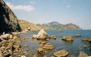 Crimea Nude Beach