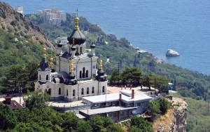 Crimea Foros Church