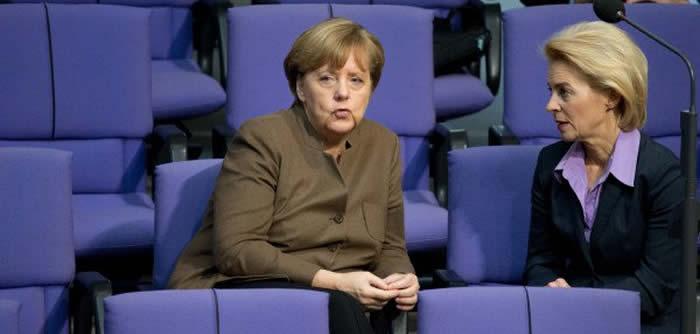 Das Schweigen der Angela Merkel: Wird Deutschland zum Komplizen des IS?