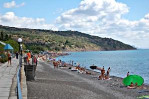 Pebble Beach Crimea Kanaka