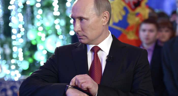 US-Politologe: Putin führt Menschheit zum Frieden