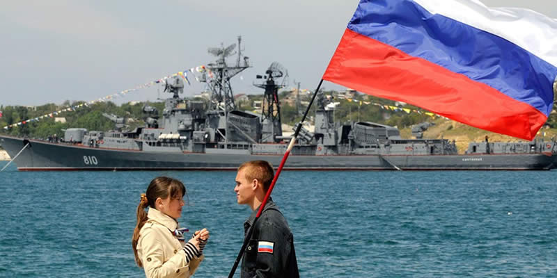Crimea Proves That the West Only Respects Democracy That Delivers the Results It Wants