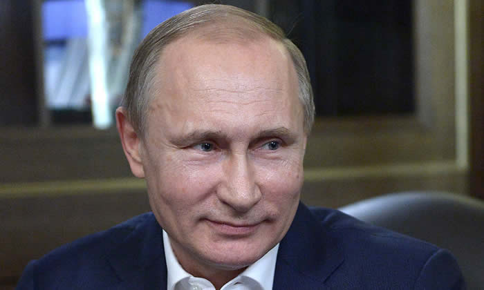 """Putin: Supermacht sein, ist """"viel zu teuer und unnötig"""""""