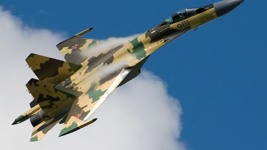 Sukhoi Su-35S – Putin schickt seine Super-Jets in den Krieg